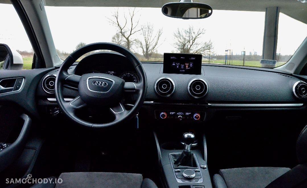 Audi A3 8V (2012-) 122 KM , Xenony , skóra 4
