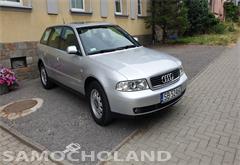 z miasta bielsko-biała Audi A4 B5 (1995-2001) AUDI A4 229TYŚ PRZEBIEGU OD 6 LAT JEDEN WŁAŚCICIEL