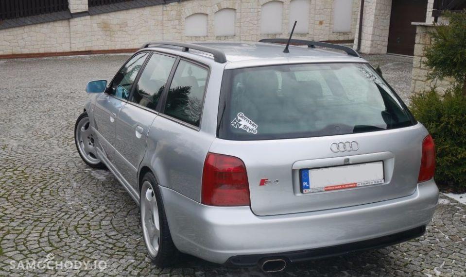 Audi A4 B5 (1995-2001) 300KM S4 Quattro 2.7 BiTurbo 2