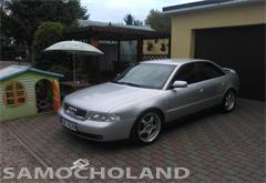 audi z województwa lubuskie Audi A4 B5 (1995-2001) AUDI A4 B5 1,8T 210PS 99'
