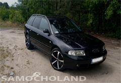 audi z województwa lubelskie Audi A4 B5 (1995-2001) Audi A4 B5 AVANT 2LIFT / 3komplety kół/ ZAMIANA