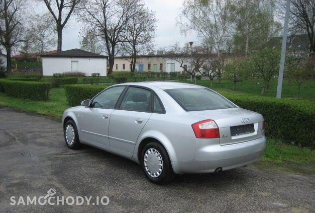 Audi A4 B6 (2000-2004) orginalny lakier , bogate wyposażenie , bezwypadkowe  2