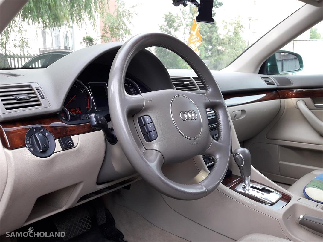 Audi A4 B6 (2000-2004) Audi A4 2,4V6 Xenon Legendarny 2.4v6 z gazem sekwencyjnym 2