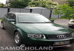 audi z województwa kujawsko-pomorskie Audi A4 B6 (2000-2004) Audi A4 2,4V6 Xenon Legendarny 2.4v6 z gazem sekwencyjnym