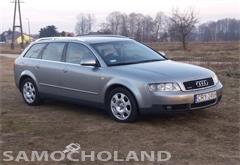z wojewodztwa kujawsko-pomorskie Audi A4 B6 (2000-2004) Audi A4 B6 AVANT 2.5 QUATTRO 2001