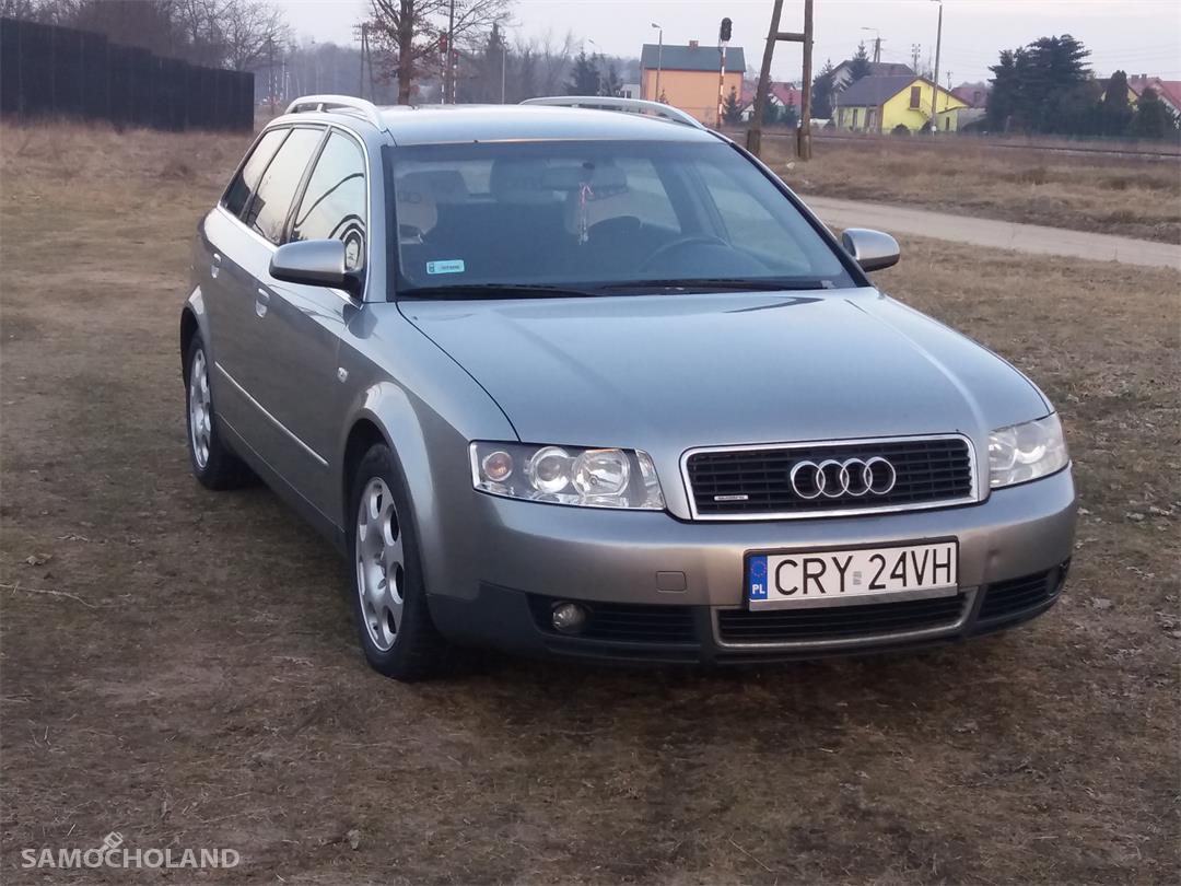 Audi A4 B6 (2000-2004) Audi A4 B6 AVANT 2.5 QUATTRO 2001 1