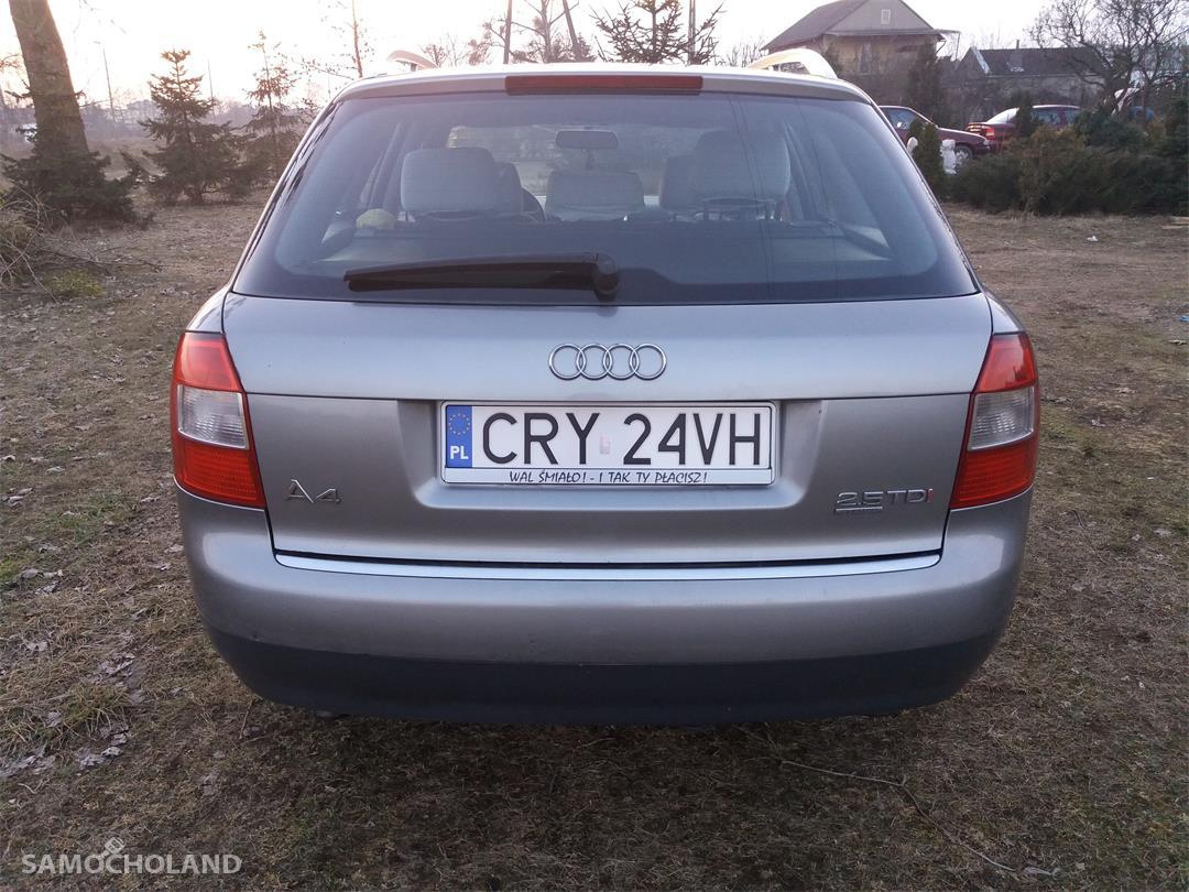 Audi A4 B6 (2000-2004) Audi A4 B6 AVANT 2.5 QUATTRO 2001 7