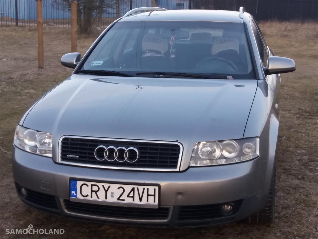 Audi A4 B6 (2000-2004) Audi A4 B6 AVANT 2.5 QUATTRO 2001 4