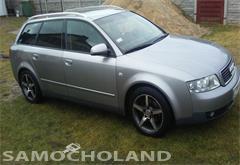 samochody osobowe Audi A4 B6 (2000-2004) Auto godne polecenia.Zamiana