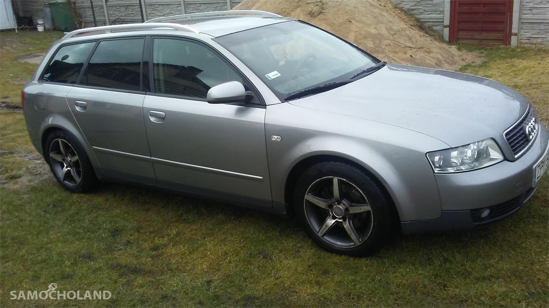 Audi A4 B6 (2000-2004) Auto godne polecenia.Zamiana 1