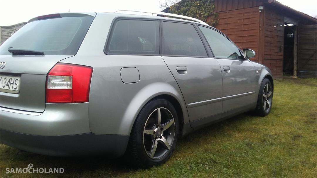 Audi A4 B6 (2000-2004) Auto godne polecenia.Zamiana 2