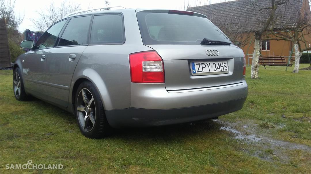 Audi A4 B6 (2000-2004) Auto godne polecenia.Zamiana 7