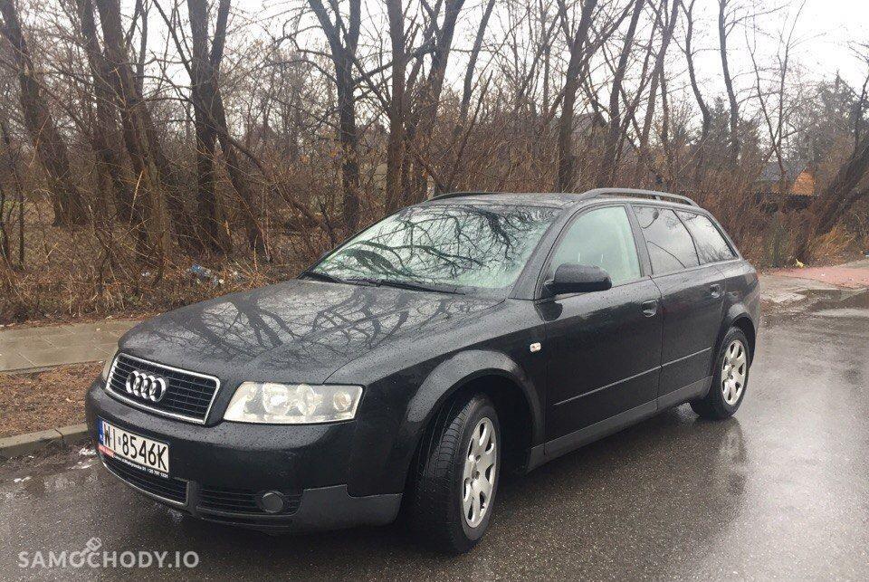 Audi A4 B6 (2000-2004) Diesel 1.9 130KM Alusy 2