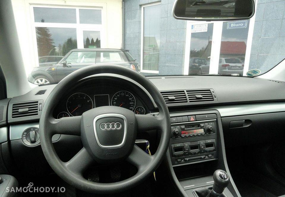 Audi A4 B7 (2004-2007) stan idealny, 130 KM , alufelgi, klima 4