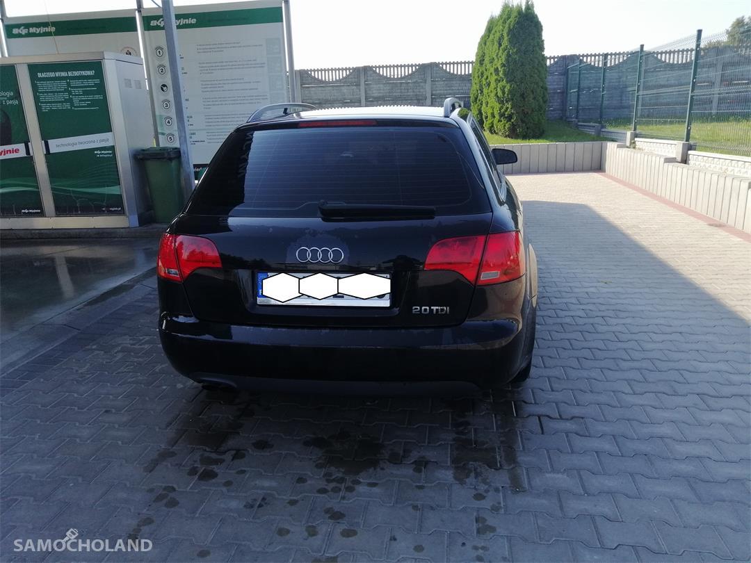 Audi A4 B7 (2004-2007) Audi A4 B7 2.0 TDI 4