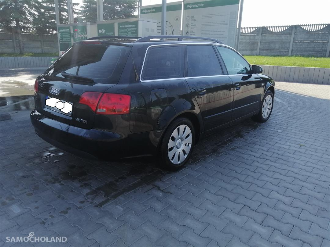 Audi A4 B7 (2004-2007) Audi A4 B7 2.0 TDI 1