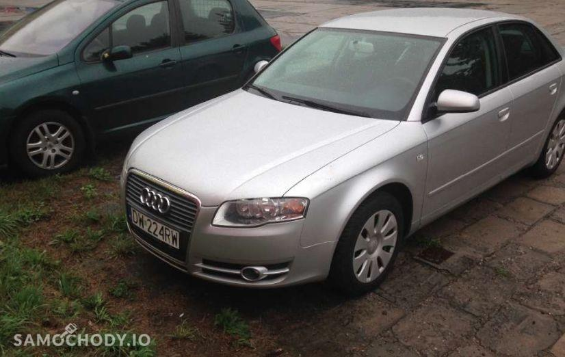 Audi A4 B7 (2004-2007) Diesel 2.0 205KM 2007r. 1