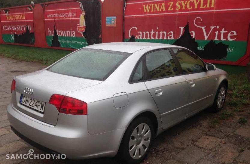 Audi A4 B7 (2004-2007) Diesel 2.0 205KM 2007r. 2