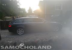 audi z województwa lubuskie Audi A4 B8 (2007-2015)