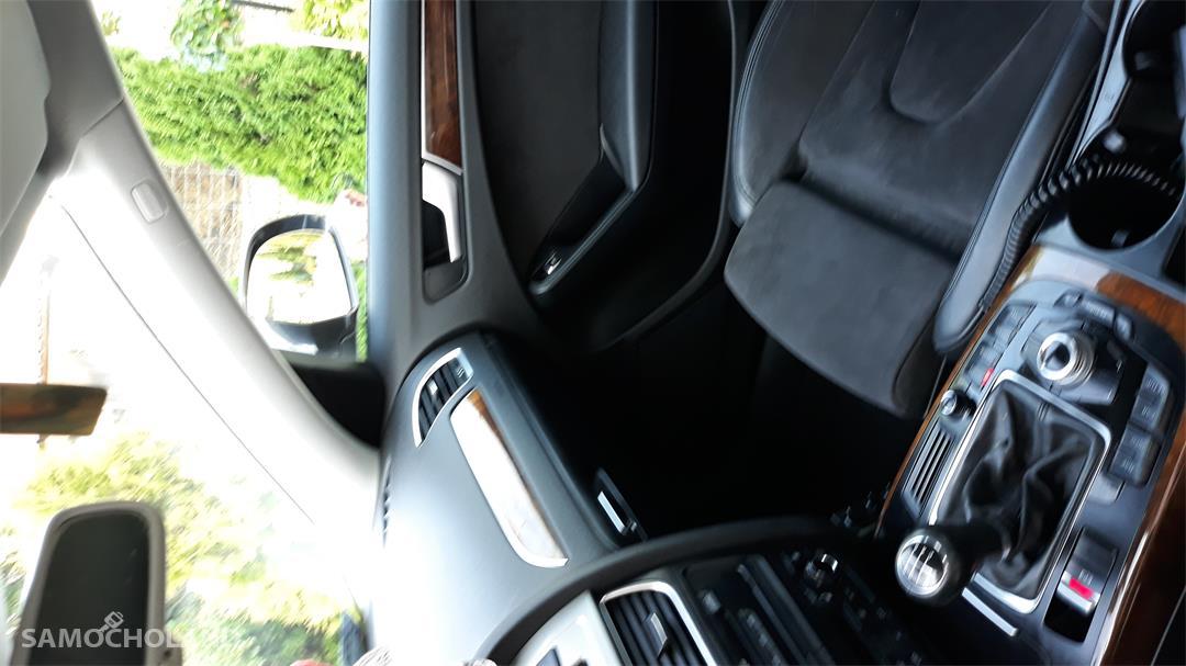 Audi A4 B8 (2007-2015) Audi A4B8 sedan zadbany mały przebieg  56