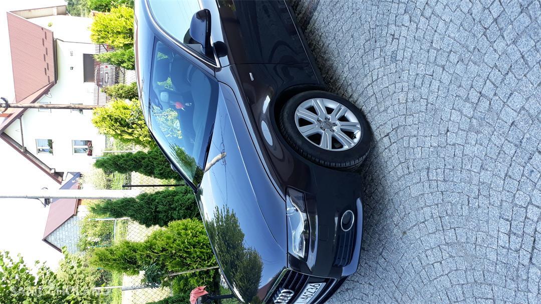 Audi A4 B8 (2007-2015) Audi A4B8 sedan zadbany mały przebieg  2