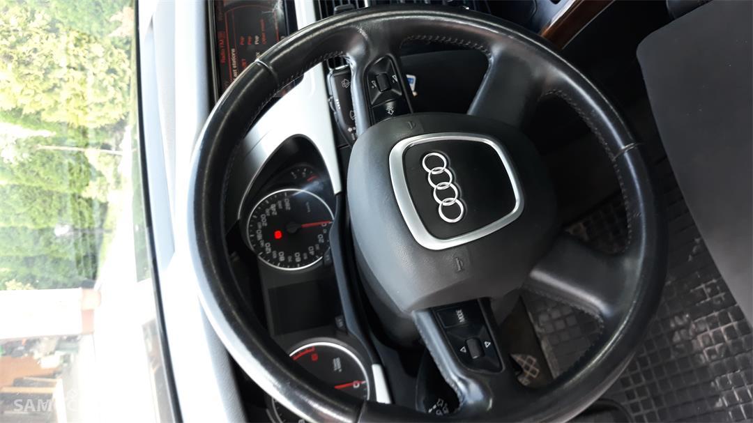 Audi A4 B8 (2007-2015) Audi A4B8 sedan zadbany mały przebieg  46