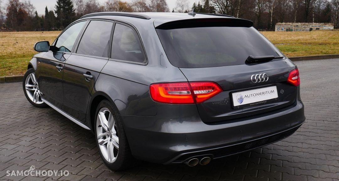 Audi A4 B8 (2007-2015) S-LINE pakiet Xenony el. klapa bagażnika vat 1