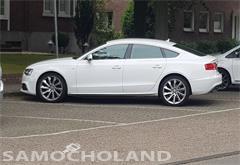 z wojewodztwa opolskie Audi A5 Audi A5 quattro 2.0 tdi