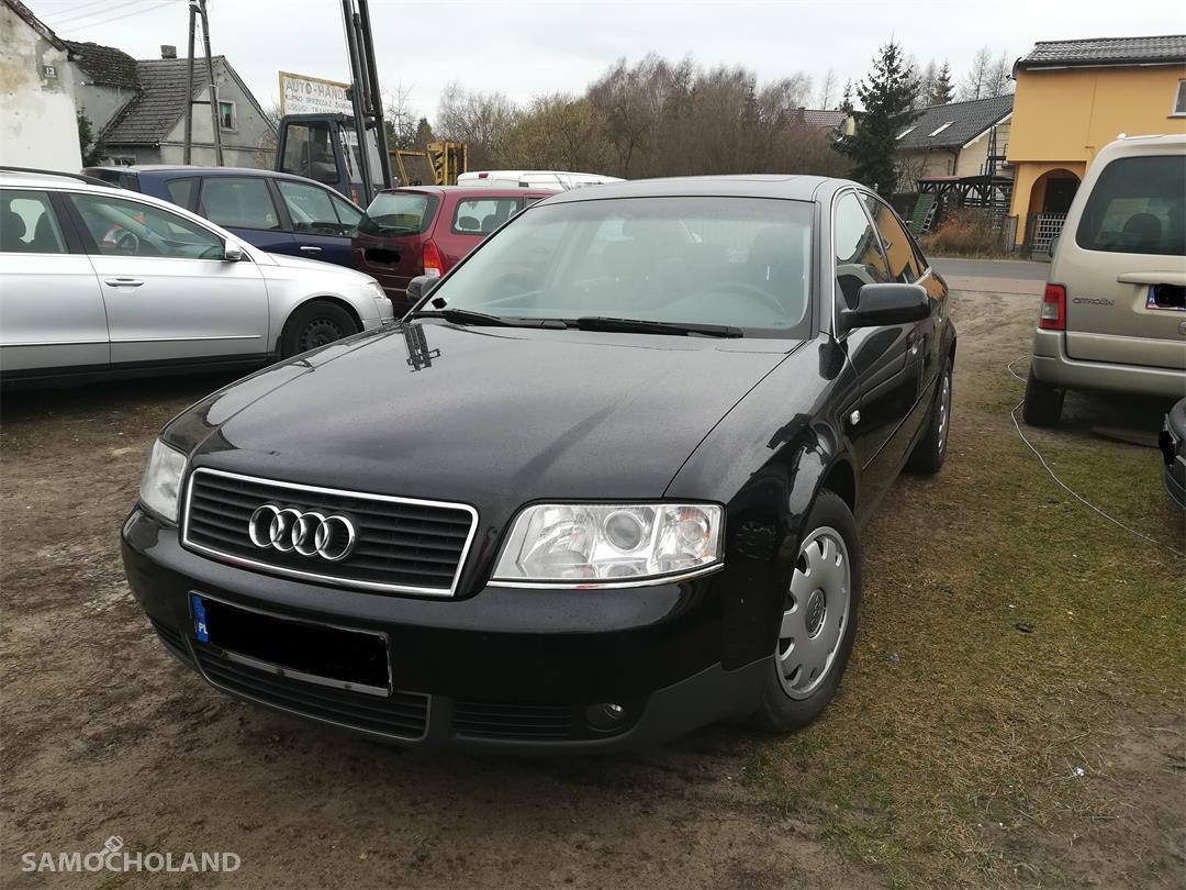 Audi A6 C5 (1997-2004)  Audi A-6 2002r. 2,4 benzyna 2