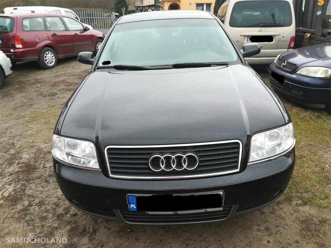 Audi A6 C5 (1997-2004)  Audi A-6 2002r. 2,4 benzyna 4