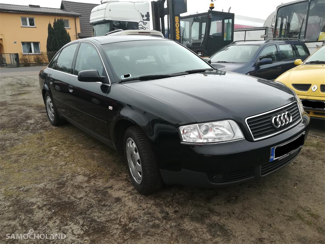 Audi A6 C5 (1997-2004)  Audi A-6 2002r. 2,4 benzyna 1