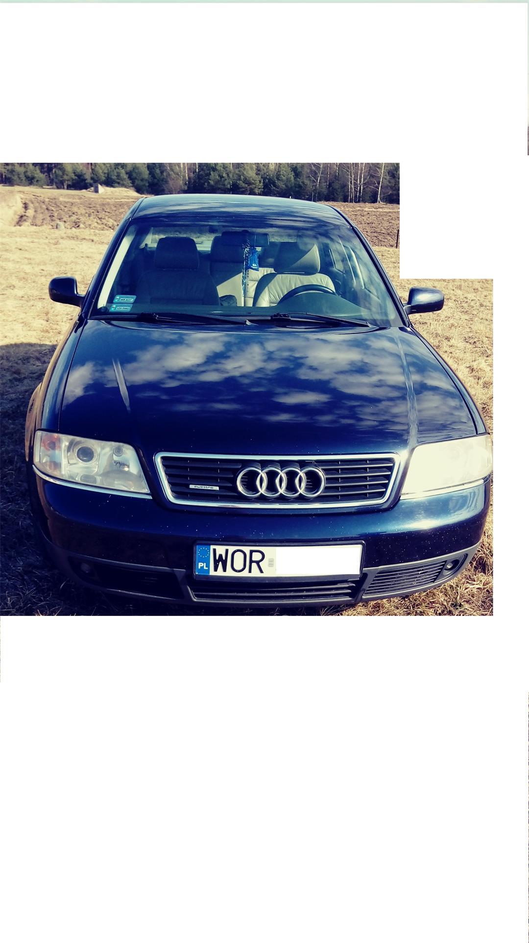 Audi A6 C5 (1997-2004)  4