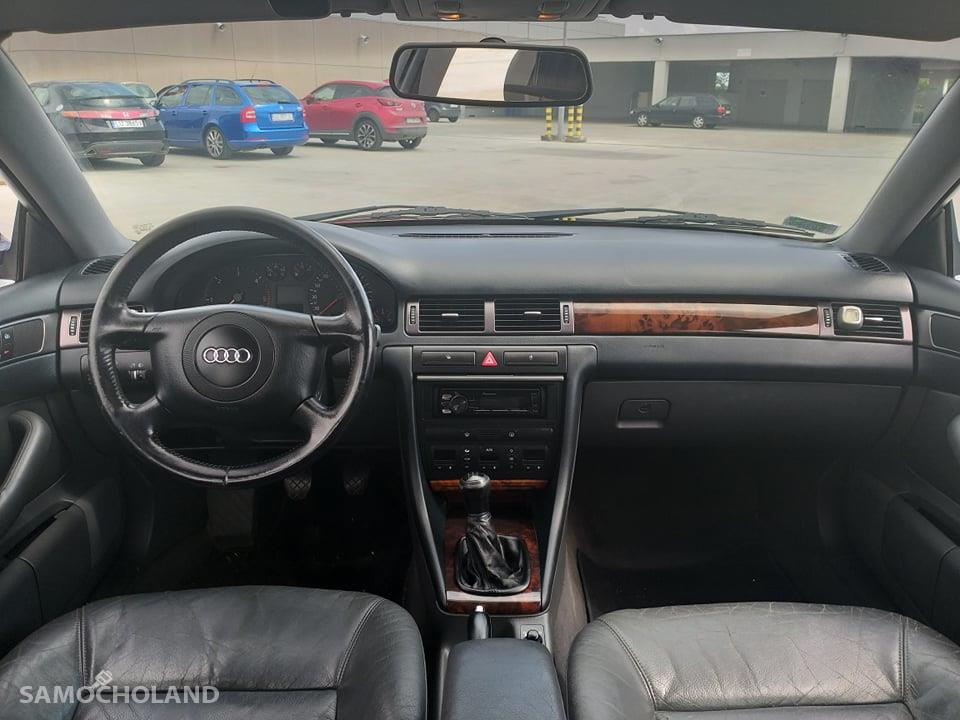 Audi A6 C5 (1997-2004) Audi A6 C5 1,9 TDI 110 KM 4