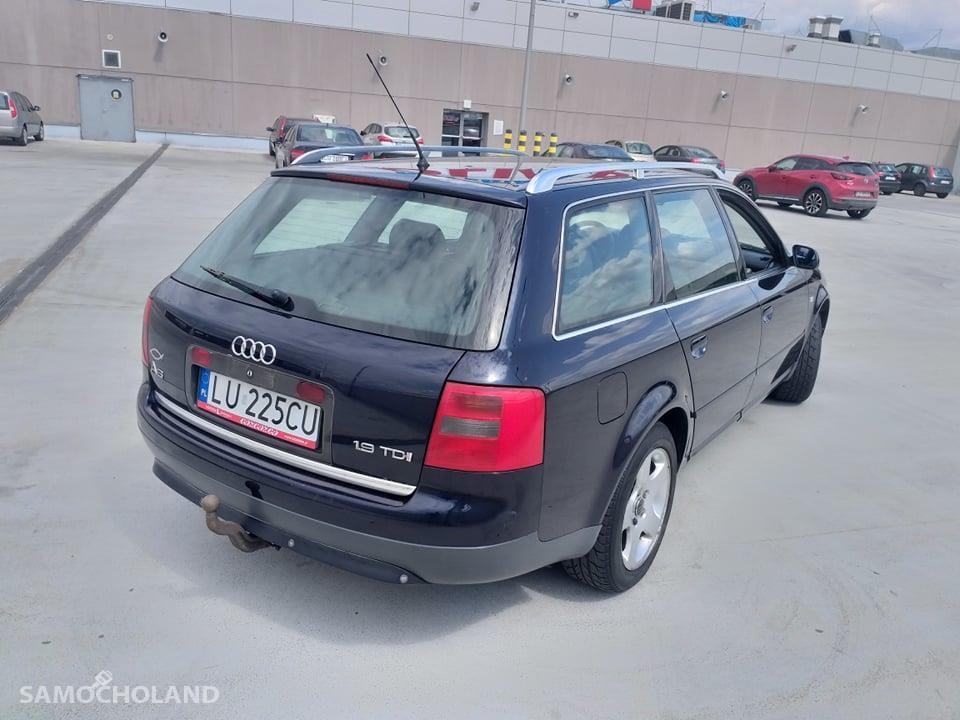 Audi A6 C5 (1997-2004) Audi A6 C5 1,9 TDI 110 KM 11