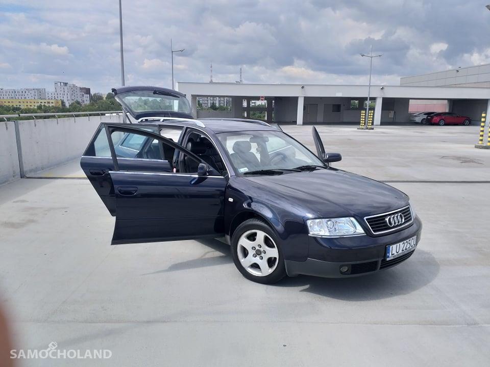 Audi A6 C5 (1997-2004) Audi A6 C5 1,9 TDI 110 KM 2