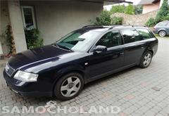 audi Audi A6 C5 (1997-2004) AUDI A6 C5 1.9 TDI 131km