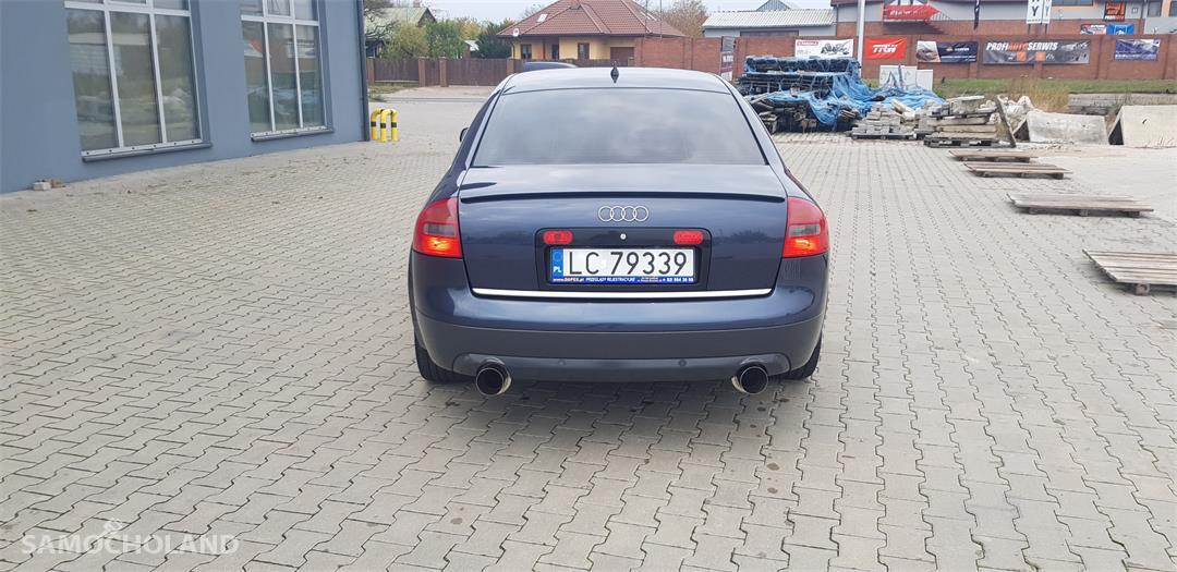 Audi A6 C5 (1997-2004) AUDI A6 C5 4.2 QUATTRO 16