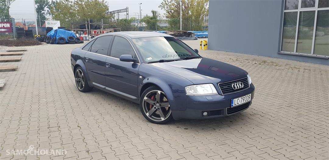 Audi A6 C5 (1997-2004) AUDI A6 C5 4.2 QUATTRO 2
