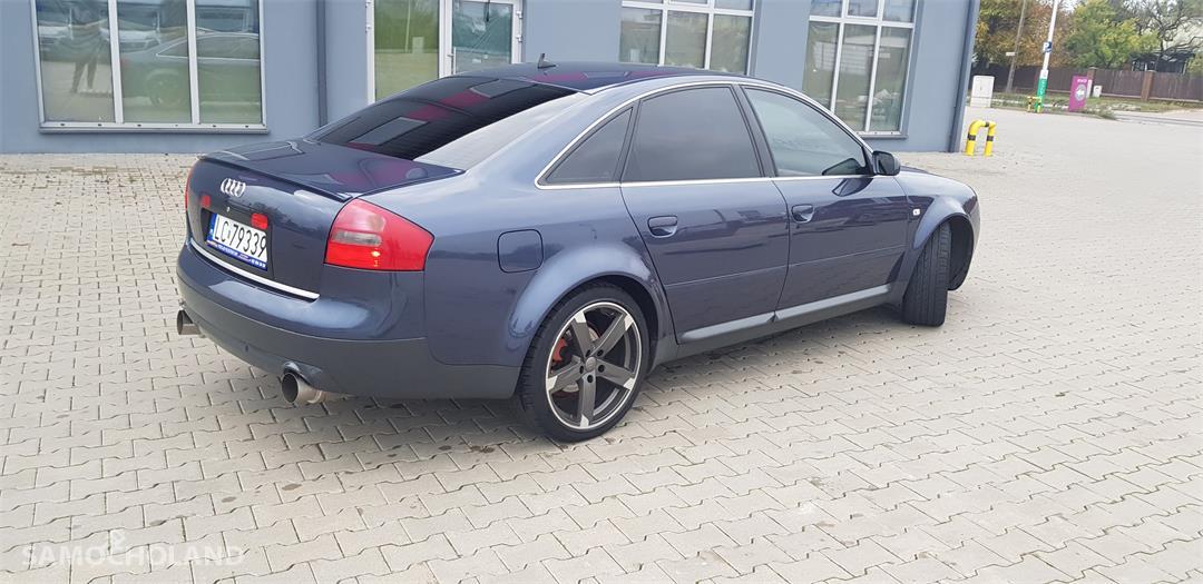 Audi A6 C5 (1997-2004) AUDI A6 C5 4.2 QUATTRO 1
