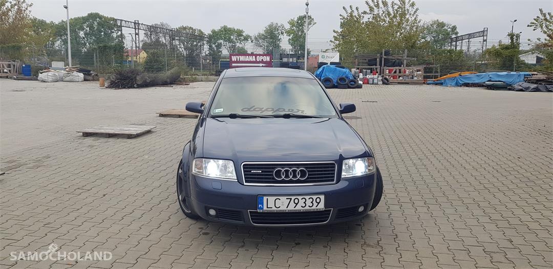 Audi A6 C5 (1997-2004) AUDI A6 C5 4.2 QUATTRO 11