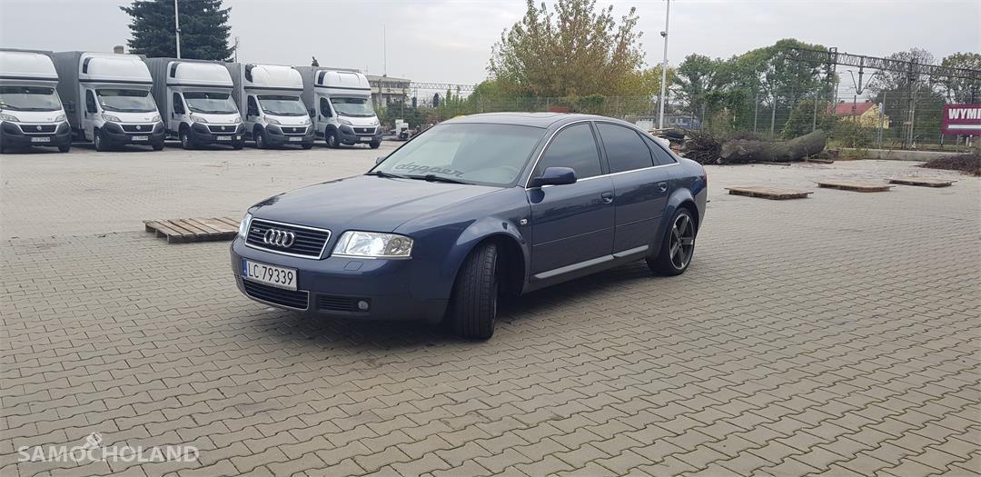 Audi A6 C5 (1997-2004) AUDI A6 C5 4.2 QUATTRO 4