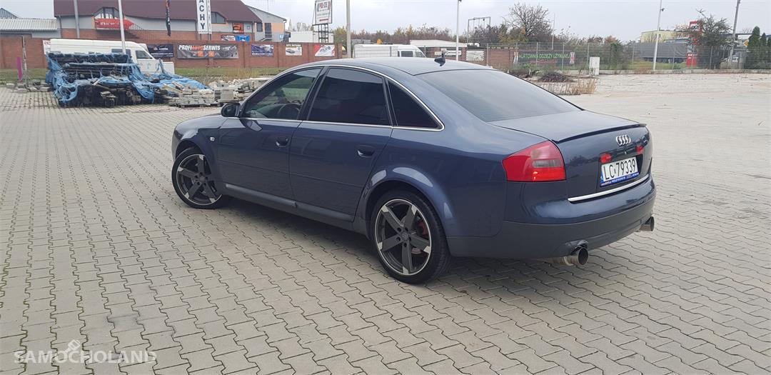 Audi A6 C5 (1997-2004) AUDI A6 C5 4.2 QUATTRO 7