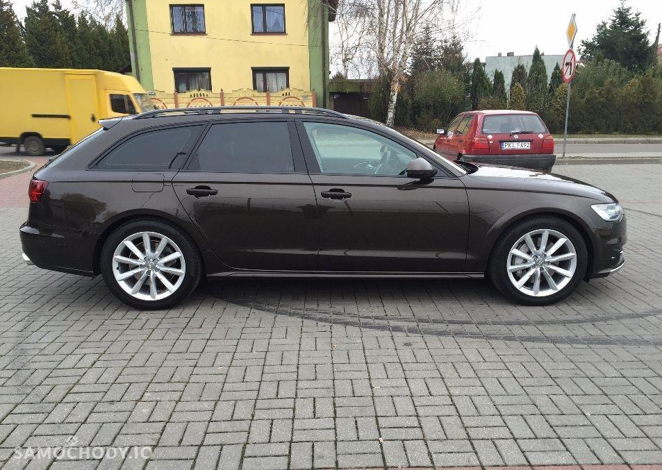 Audi A6 C7 (2011-) Allroad Quatro 4x4, rok modelowy 2015 2