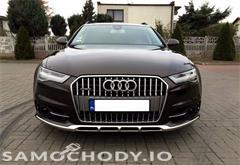 z miasta koło Audi A6 C7 (2011-) Allroad Quatro 4x4, rok modelowy 2015