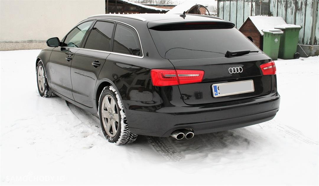 Audi A6 C7 (2011-) Oferta Prywatna Avant 177tkm LED Xenon BOSE Panorama Skóra Havana Black 1 wł PL  7