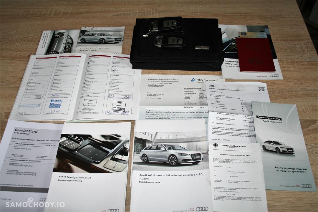 Audi A6 C7 (2011-) Oferta Prywatna Avant 177tkm LED Xenon BOSE Panorama Skóra Havana Black 1 wł PL  46