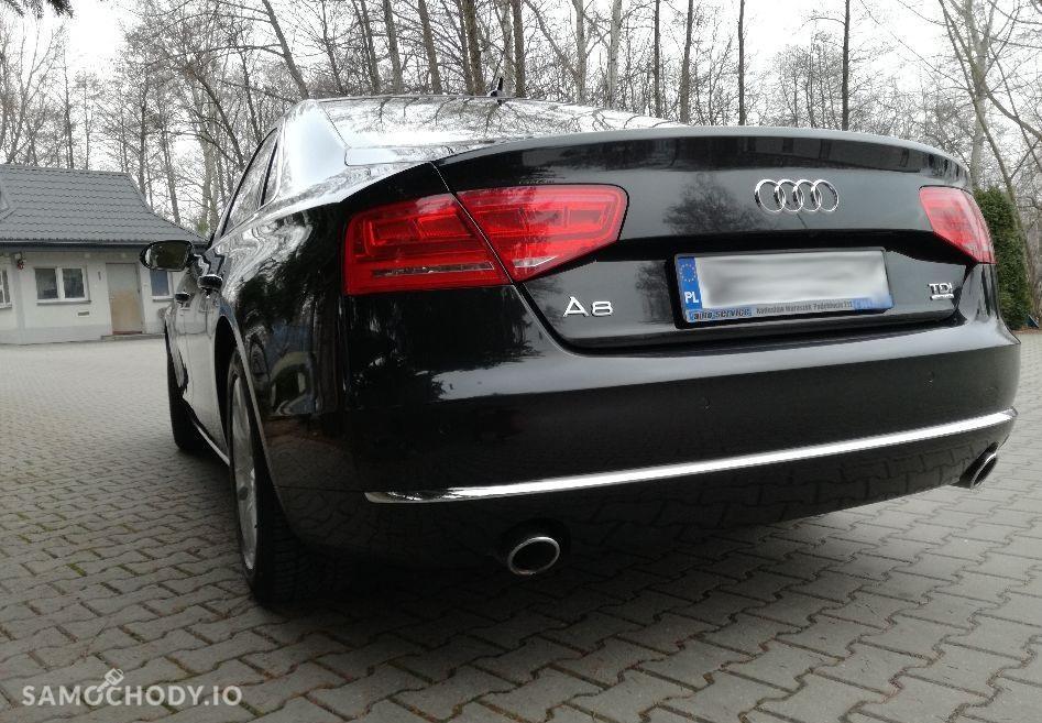 Audi A8 D4 (2010-) bogate wyposażenie, bezwypadkowy, aktualne ubezpieczenie 2
