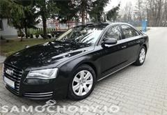 audi a8 Audi A8 D4 (2010-) bogate wyposażenie, bezwypadkowy, aktualne ubezpieczenie