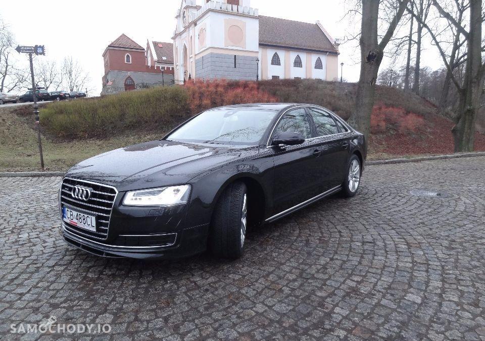 Audi A8 D4 (2010-) Auto Kupione w polskim salonie 1