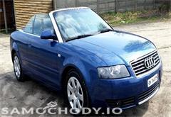 audi cabriolet Audi Cabriolet zadbany , pełna elektryka , 170 KM .